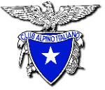 Logo del Club Alpino Italiano